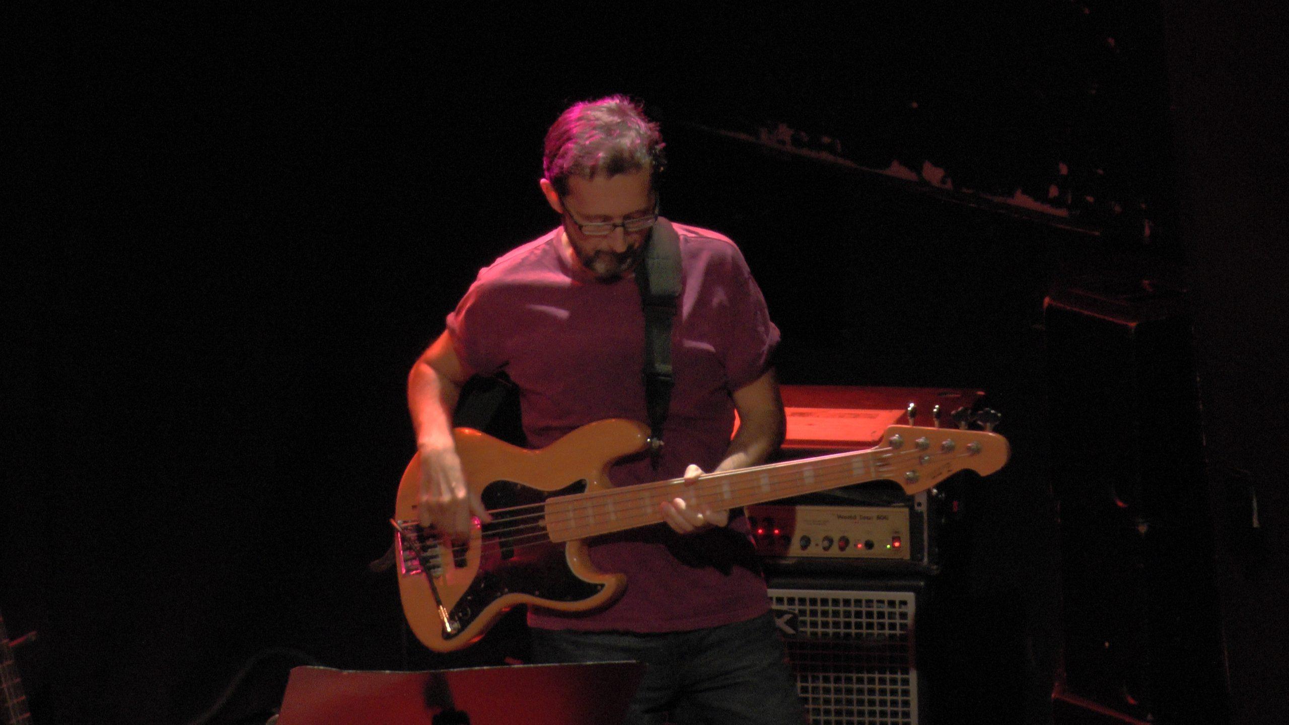 Patrick Zambonin (bass)